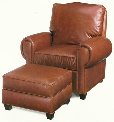 McNeilly Furniture - Club Chair - 0655-C1