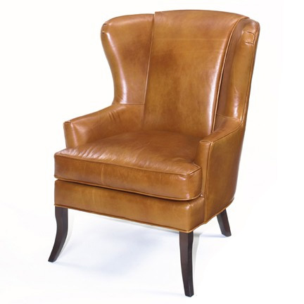 McNeilly Furniture - Wing Chair - 0815-C1