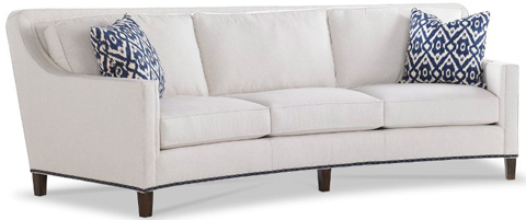 Image of Cayman Curved Sofa