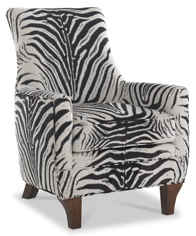 Image of Caribe Curved Wing Chair