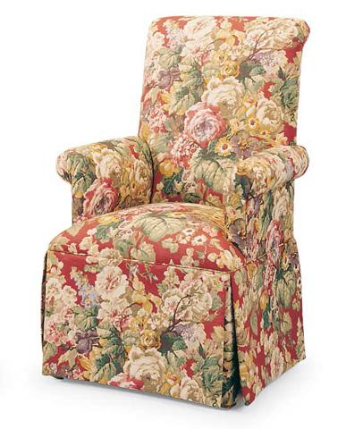 Miles Talbott - Gina Arm Dining Chair - TAL-111-DC