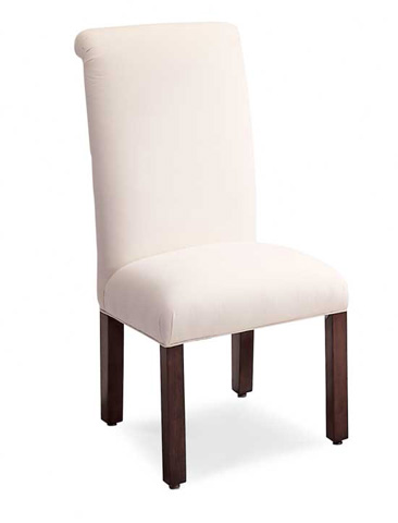 Miles Talbott - Ina Armless Dining Chair - TAL-117-DC