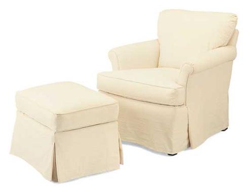 Miles Talbott - Kiawah Chair - TAL-220-C
