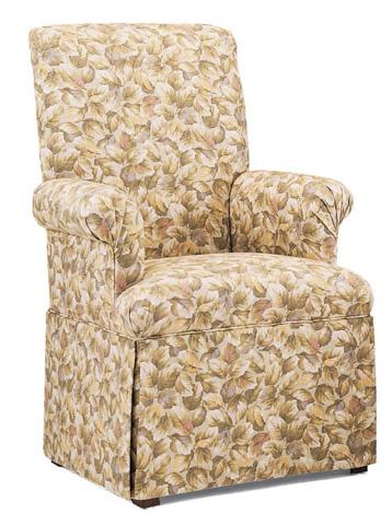 Miles Talbott - Aspen Arm Dining Chair - THO-211-DC