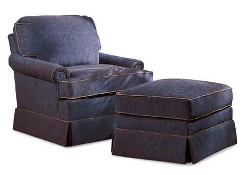 Miles Talbott - Fiona Swivel Chair - THO-SW-040-C