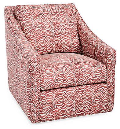 Miles Talbott - Baron Swivel Chair - THO-SW-2130-C