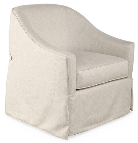 Miles Talbott - Burbank Swivel Chair - SB-SW-6015-C