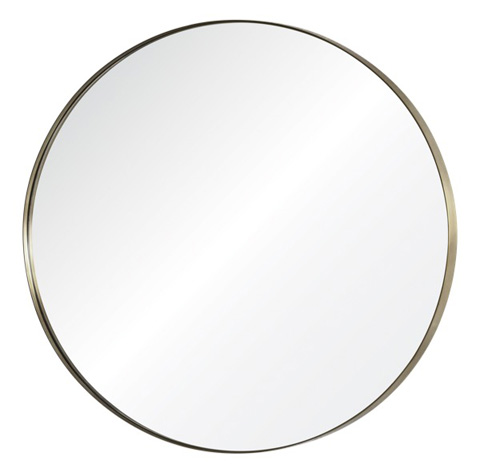 Image of Round Mirror