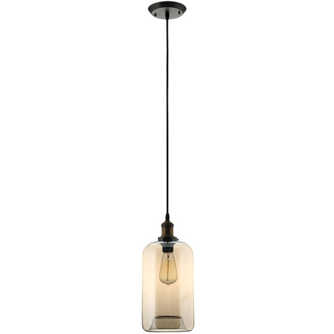 Image of Intrigue Chandelier in Black