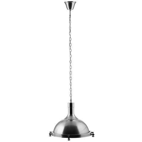 Image of Kettle Ceiling Fixture in Silver