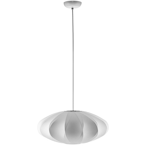 Modway Furniture - Crest Chandelier in White - EEI-1583
