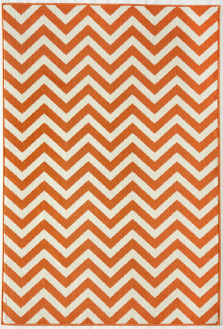 Image of Baja Rug in Orange