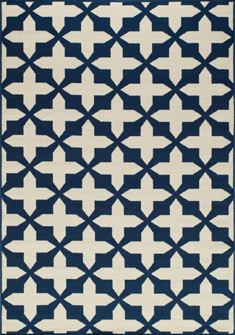 Image of Baja Rug in Navy