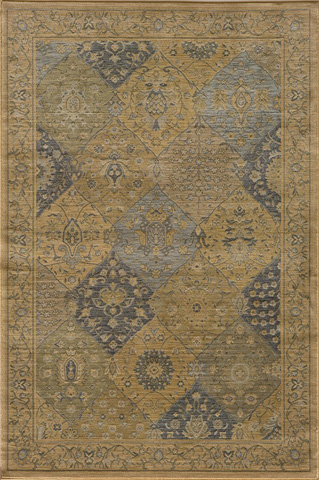 Image of Belmont Rug in Blue