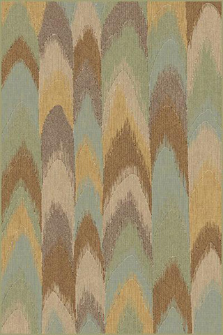 Image of Belmont Rug in Green