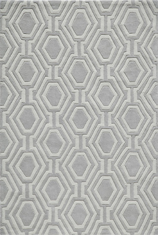 Image of Bliss Rug in Grey