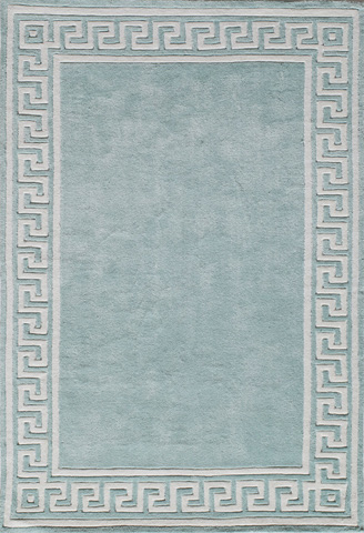 Image of Bliss Rug in Mint
