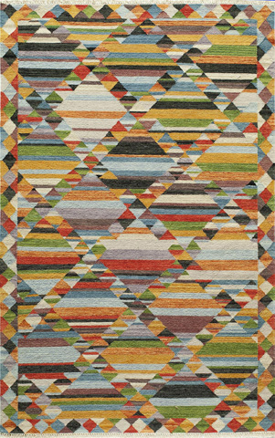 Image of Caravan Rug in Multi