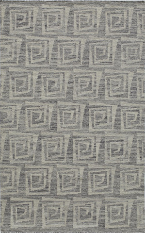 Image of Caravan Rug in Grey