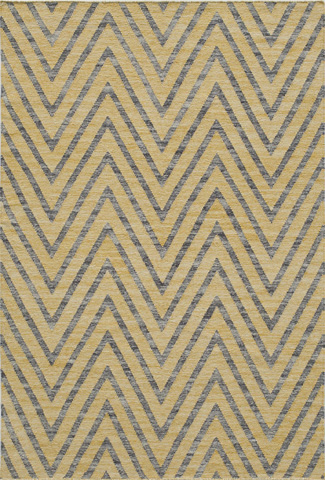 Image of Caravan Rug in Yellow