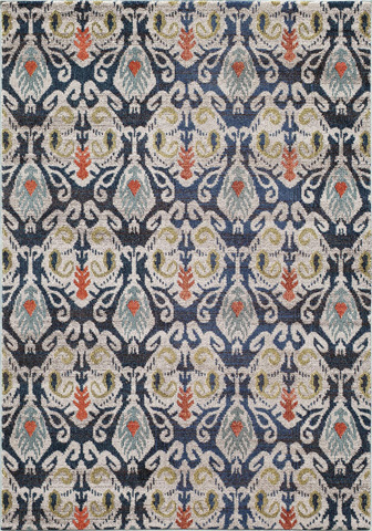 Image of Casa Rug in Navy