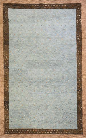 Image of Desert Gabbeh Rug in Slate