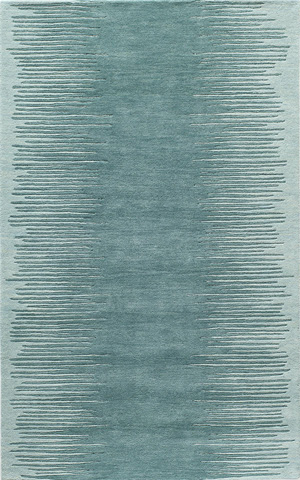 Image of Delhi Rug in Aqua