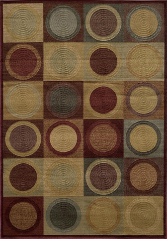 Image of Dream Rug in Red