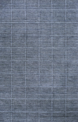 Image of Gramercy Rug in Denim