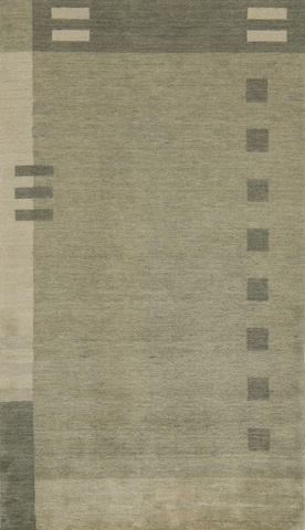 Image of Gramercy Rug in Green