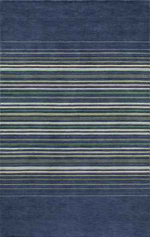 Image of Gramercy Rug in Blue