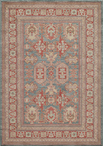 Image of Ghazni Rug in Blue