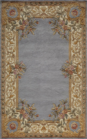Image of Harmony Rug in Blue