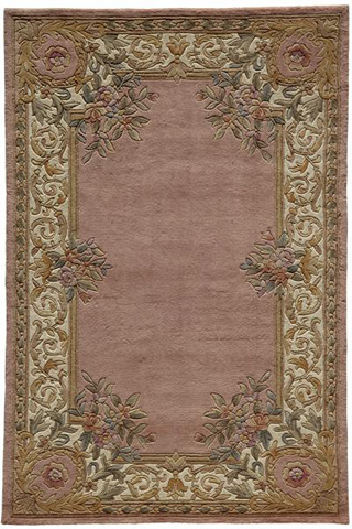 Image of Harmony Rug in Rose