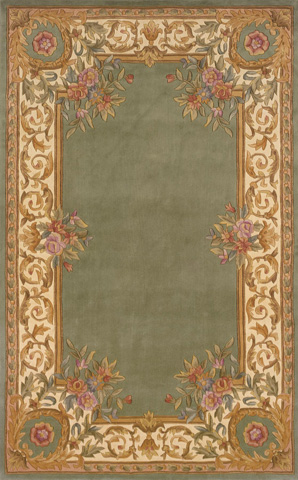 Image of Harmony Rug in Sage
