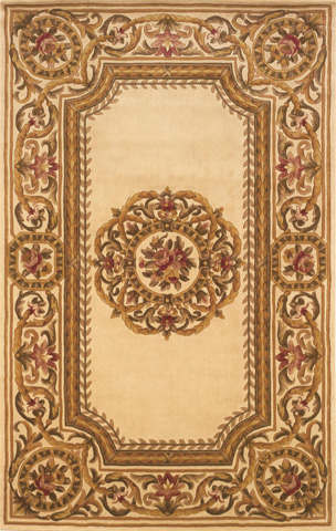 Image of Harmony Rug in Ivory