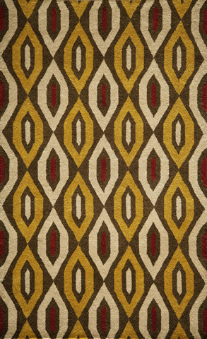 Image of Habitat Rug in Gold