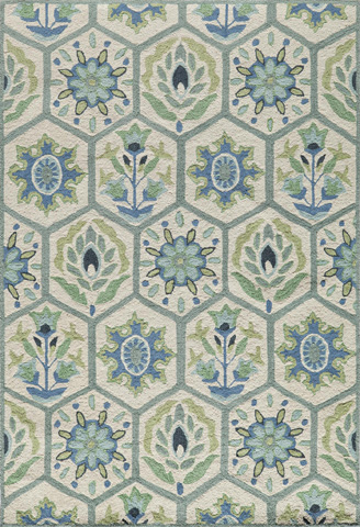 Image of Havana Rug in Blue