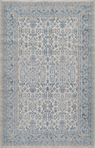 Image of Kerman Rug in Ivory