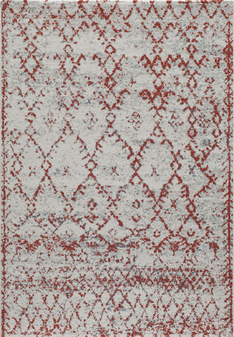 Image of Loft Rug in Rust