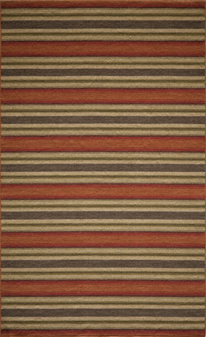 Image of Marquis Rug in Rust