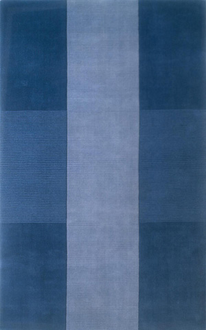 Image of Metro Rug in Light Blue