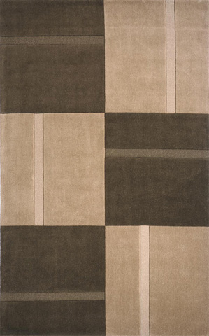 Image of Metro Rug in Brown