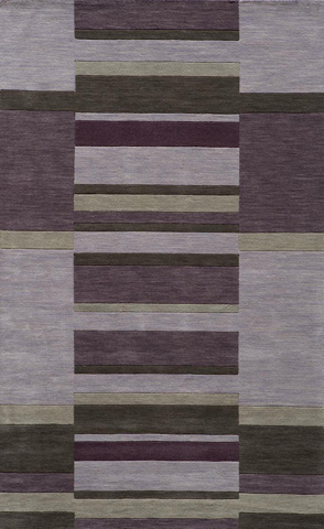 Image of Metro Rug in Lilac