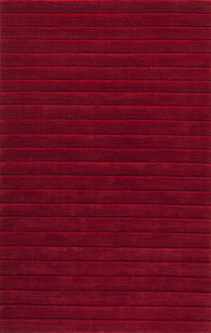 Image of Metro Rug in Red