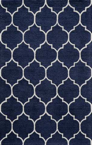 Image of Newport Rug in Navy