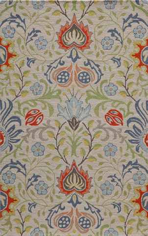 Image of Newport Rug in Multi