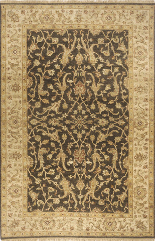 Momeni - Palace Rug in Charcoal - PC-05 CHARCOAL