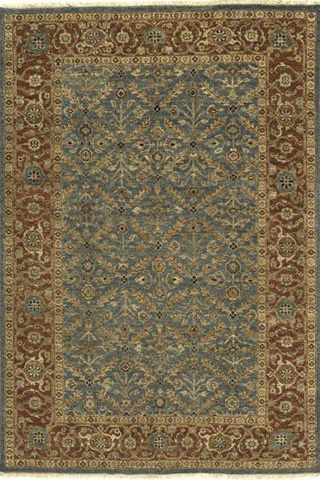 Image of Palace Rug in Blue