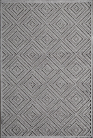 Image of Nepalese Solids Rug in Grey